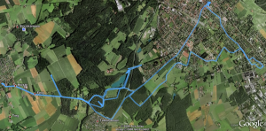 Geocaching in Halle und Umgebung